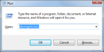 """Enter """"devmgmt.msc"""" in the Run window to open Device Manager."""