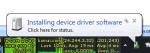 Windows detecting reader...