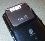 Seagate ST1 in Sony Clie