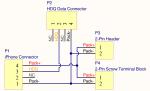 Circuit diagram of board