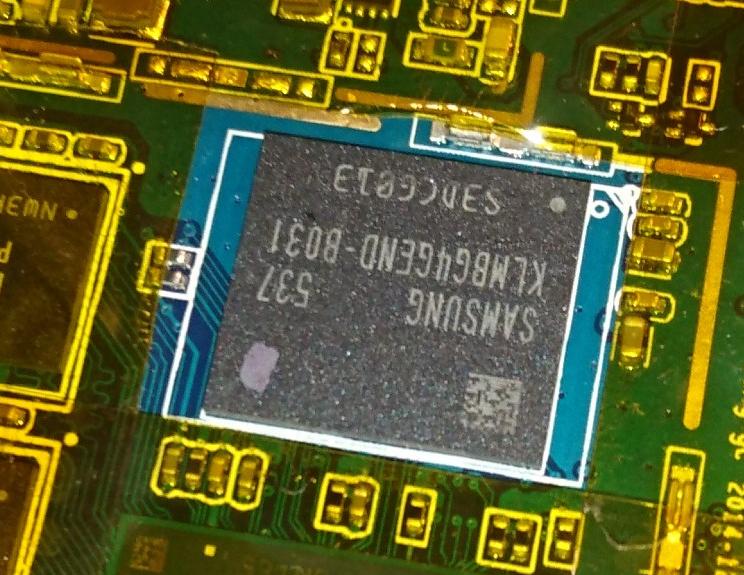eMMC Adventures, Episode 2: Resurrecting a dead Intel Atom