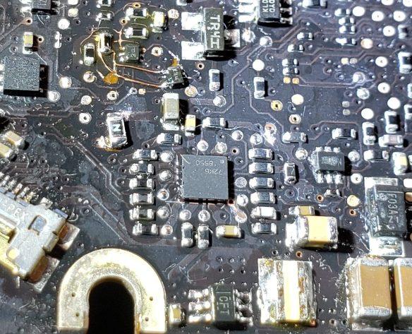 Macbook Pro A1278 Logic Board Diagram
